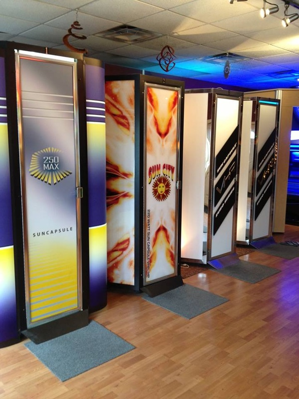 Sun city tanning home for 360 tanning salon
